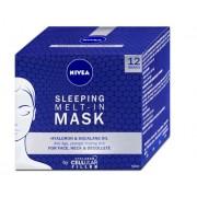 Nivea Hyaluron Cellular Filler noční maska 50 ml