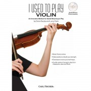 Carl Fischer - I used to play Violin