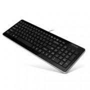 Клавиатура Delux DLK-1500U, черна, USB