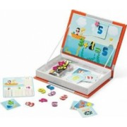 Jucarie educativa Janod Magnetibook - Learn Numbers