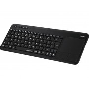 Клавиатура Hama R1173091 USB Slim Multimedia