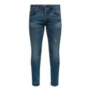 ONLY & SONS Onsloom Can Blå Slim Fit-jeans Man Blå