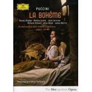 Teresa Stratas, Renata Scotto, José Carreras - Puccini: La Bohème (DVD)