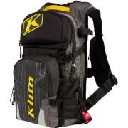 Klim Nac Pak Backpack Grey Yellow One Size