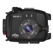 Sony cyber-shot dsc-rx100 v + fantasea frx100 v - custodia subacquea