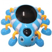 Spider Toy special for children Music spiders (Blue) Battery operated 4081