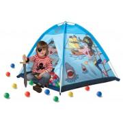 Dječji šator sa 100 loptica Gusar