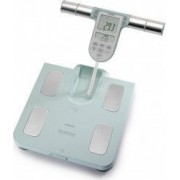 Cantar electronic Omron BF511 150 kg Diviziune 100g Monitor Body Fat Verde