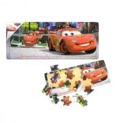 Puzzle mozaic BRIMAREX Cars-B 21 piese