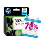 HP 302 XL Inktcartridge kleur origineel