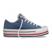 Converse CHUCK TAYLOR ALL STAR PLATFORM LAYER OX