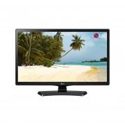 Televisor Monitor LG 24MT48DF 24 HDTV HDMI USB VGA LED 24''-Negro