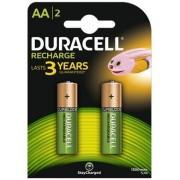 Acumulatori Duracell AAK2, 1300mAh, 2 bucati