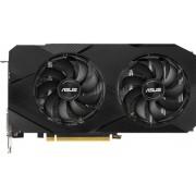 Asus DUAL-GTX1660-O6G-EVO - OC Edition - grafische kaart - GF GTX 1660 - 6 GB GDDR5 - PCIe 3.0 x16 - DVI, HDMI, DisplayPort