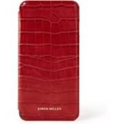 Karen Millen Croc telefoonhoes voor iPhone 6 en 6S/7/8 Plus
