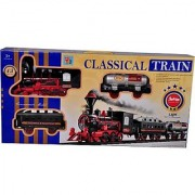 Mera Toy Shop Classical Train-13P (Multicolor)