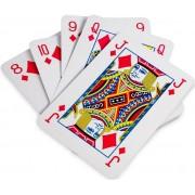 Buitenspeel Carti de joc gigant