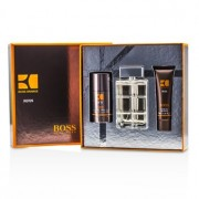 Boss Orange Man Coffret: Eau De Toilette Spray 100ml/3.3oz + Deodorant Stick 70g/2.4oz + Shower Gel 50ml/1.6oz 3pcs Boss Orange Man Комплект: Тоалетна Вода Спрей 100мл + Дезодорант Стик 70ăр + Душ Гел 50мл