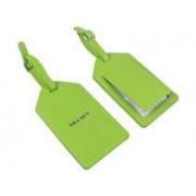 Delsey Adresslappshållare Delsey grön 2st/fp