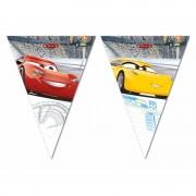 Disney Cars thema vlaggenlijn 3 meter