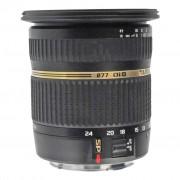 Tamron SP B001 10-24mm F3.5-4.5 Di-II LD Aspherical IF objetivo para Canon negro - Reacondicionado: como nuevo 30 meses de garantía Envío gratuito