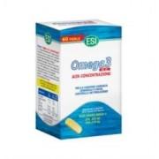 Esi Linea Controllo Colesterolo Trigliceridi Omega3 Integratore 60 Perle