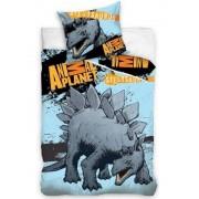Animal Planet Dekbedovertrek Dinosaurus Stegosaurus