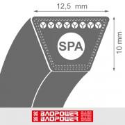 Curea de transmisie trapezoidala SPA 12.5x10x 3200 La / 3182 Lp - BP