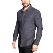 MZGZ Dashboard Shirt Black