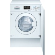 Siemens WK14D541GB Integrated Washer Dryer - White