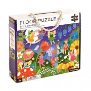 Petit Collage Floor Puzzle, Fairy Garden