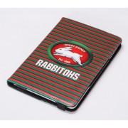 NRL Licensed South Sydney Rabbitohs Wallet Case for iPad Mini 1 2 3
