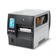 Zebra ZT411, 12 punti /mm (300dpi), Peeler, Rewinder, Disp. (colour), RTC, EPL, ZPL, ZPLII, USB, RS232, BT, Ethernet