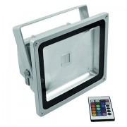 EuroLite LED IP FL-50 COB RGB 120° Flood Light