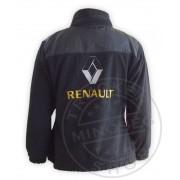 Renault polár dzseki fekete XL