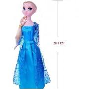 PRiQ Frozen Elsa Doll - 28.5 cm