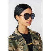 Quay Australia Needing Fame - Sunglasses - Black