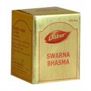 Dabur Swarna Bhasma - 500mg Pack