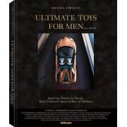 teNeues Ultimate Toys for Men New Edition tafelboek