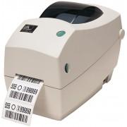 Stampante Zebra TLP2824 Plus; trasferimento termico; seriale rs-232 (db-9)/usb; nessuna opzione.
