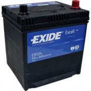 EXIDE Excell EB504 50Ah 360A ASIA autó akkumulátor jobb+ (+AJÁNDÉK!)