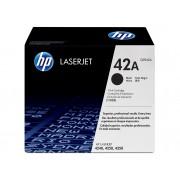 HP Cartucho de tóner Original LaserJet HP 42A negro para Laserjet 4250 y 4350