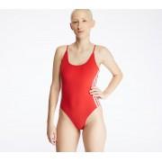 adidas Cotton Body Lush Red/ White