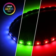 Banda LED RGB adresabila BitFenix Alchemy 3.0 - 60cm, controller inclus