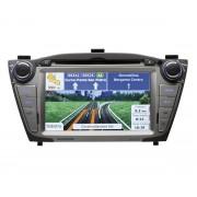DVD Player auto cu navigatie Macrom M-OF7050 dedicat Hyundai IX35