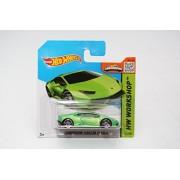 2015 Hot Wheels Lamborghini Huracan Lp 610-4 Short Card 222/250