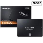 Samsung 860 EVO V-Nand SSD MZ-76E500B - 2,5 - 500GB