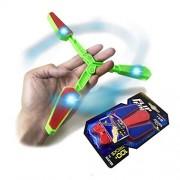 Flip Finz Rotating Flail Finger Tip Flipping Tripod Fidget Spinner