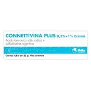 Fidia Farmaceutici Spa Connettivina Plus 0,2% + 1% Crema Tubo 25 G