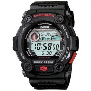 Casio G-Shock Digital Grey Dial Mens Watch - G-7900-1DR (G260)